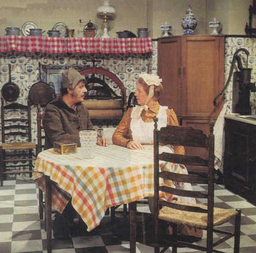 Ouderwetse keuken gordijnen do it yourself gordijnen voor de billy boekenkast van ikea life - Keuken in het oude huis ...