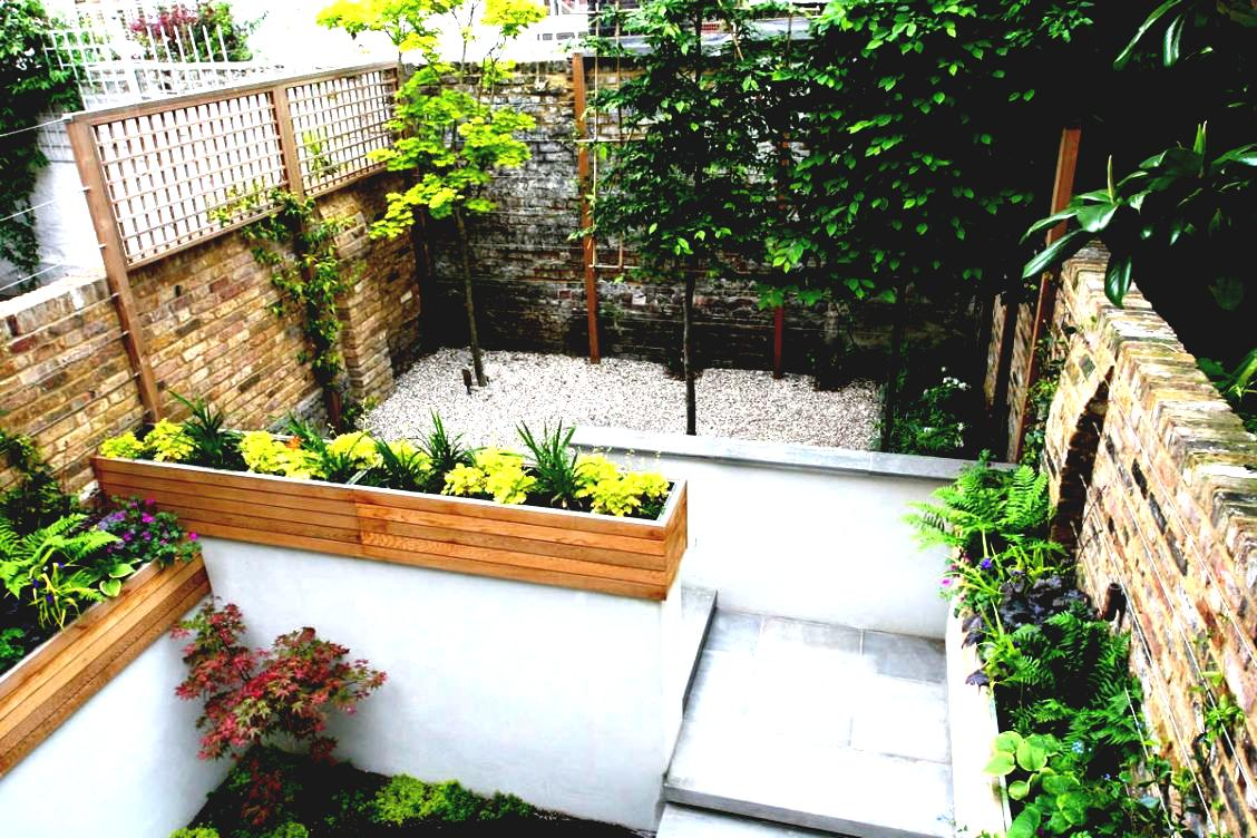 Tips voor het inrichten van een kleine tuin design for for Small long garden ideas
