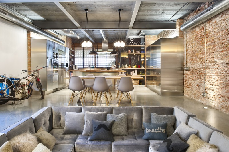 Industriële inrichting in jouw huis: 3 manieren design for delight