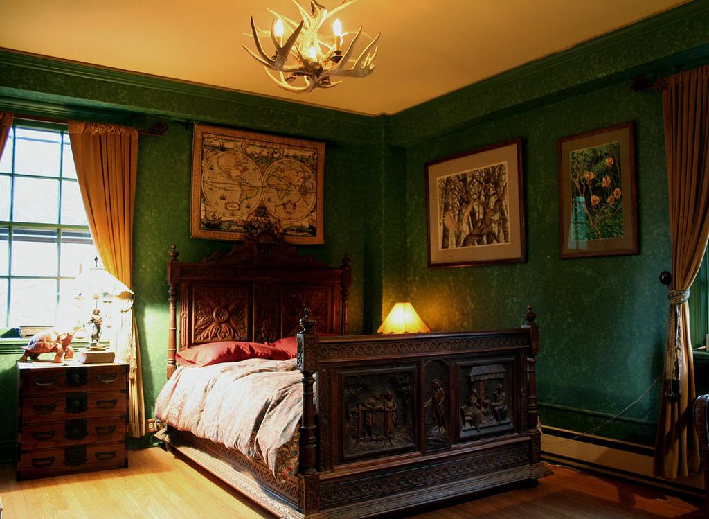 Retro Slaapkamer Ideeen.Slaapkamer Vintage Blue Artsmedia Info