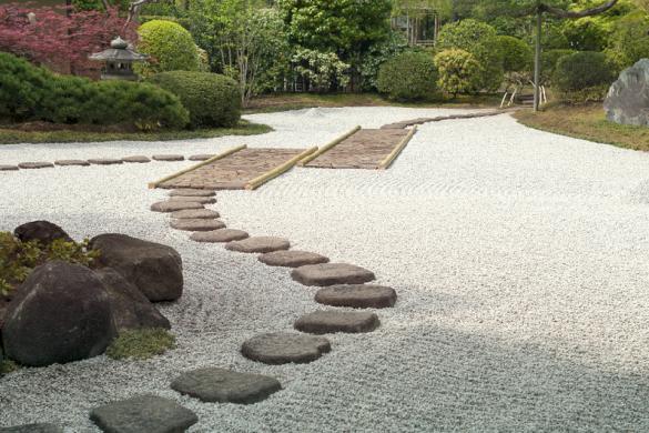 Zen Tuin Aanleggen : Design for delight inspiratie voor wonen