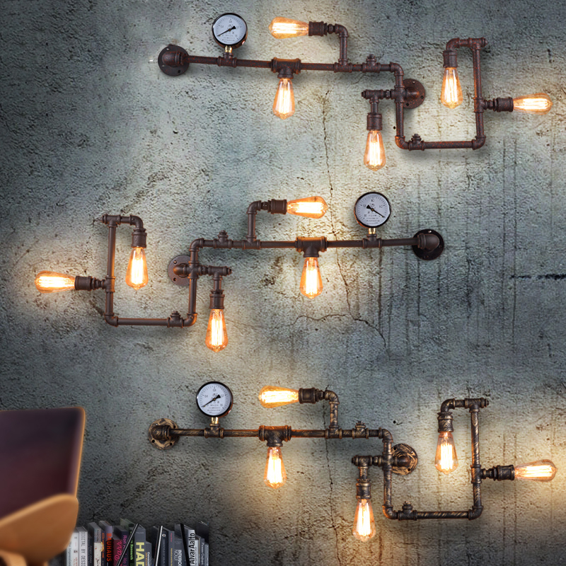 Leuk Je Woonkamer Op Met Een Industriele Wandlamp Design For Delight